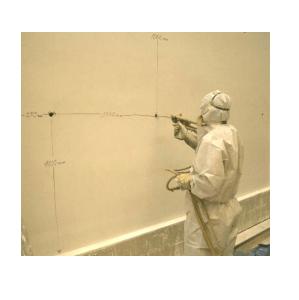 inyección de poliuretano en edificios